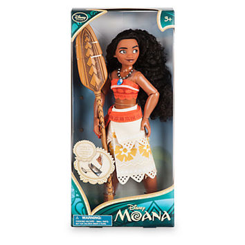 "Disney Moana Classic Doll 11"" New with Box"