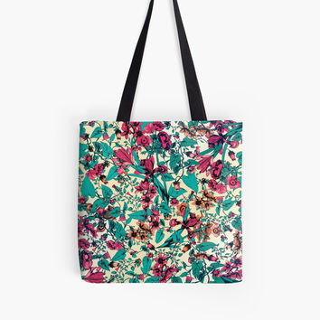 'THE GARDEN' Tote Bag by Emerson Rauth