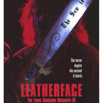 Leatherface: The Texas Chainsaw Massacre 3 27x40 Movie Poster (1989)
