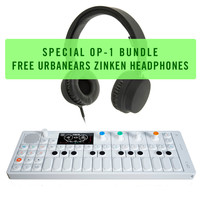 Teenage Engineering: OP-1 Bundle (Free Urbanears Zinken Headphones)