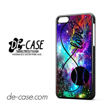 Infinity Love Softball Sports DEAL-5609 Apple Phonecase Cover For Iphone 5C