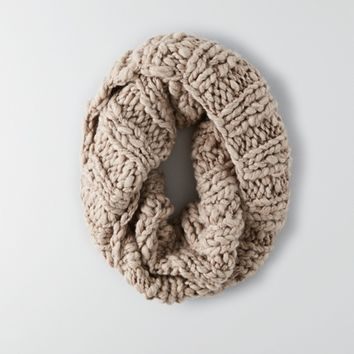 AEO CHUNKY RIBBED SNOOD