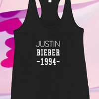 Justin Bieber -1994 For Tank top women and men unisex adult