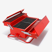 Red Toolbox BBQ