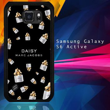Marc Jacobs Pattern Z4964 Samsung Galaxy S6 Active  Case