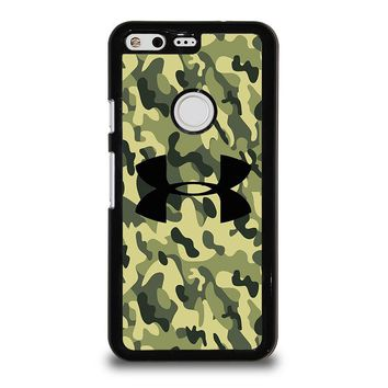CAMO BAPE UNDER ARMOUR Google Pixel Case Cover