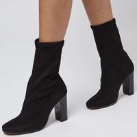 HEX Sock-Fit Ankle Boots - Ankle Boots - Shoes