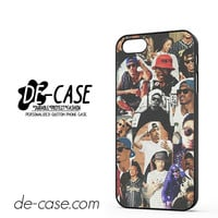 August Alsina College DEAL-1136 Apple Phonecase Cover For Iphone 5 / Iphone 5S
