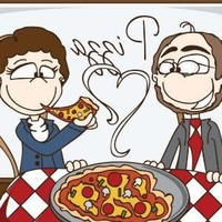 Custom Illustration of CouplesValentines Day Special by littletoad