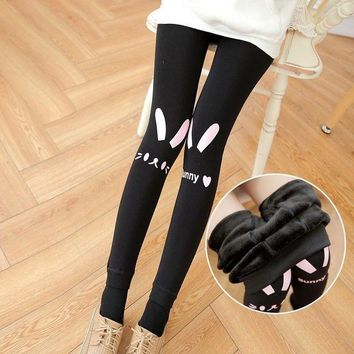 PEAPON 10 style New product 2016 Thick Warm Women Leggings Cute funny Fashion Leggings Sexy Large elastic girls trousers Pants