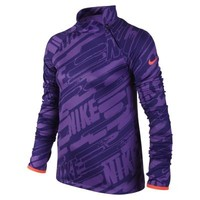 Nike Pro Hyperwarm Fitted 3.0 Mock Girls'