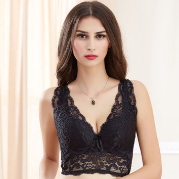 Drinks Cute On Sale Hot Sale Coffee Hot Deal With Steel Wire Vest Bra Lace Sexy Underwear Cup [4915630404]