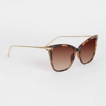Starlet Subtle Cat Eye Sunglassed