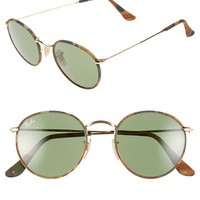Men's Ray-Ban 50mm Retro Sunglasses - Gold/ Camouflage/