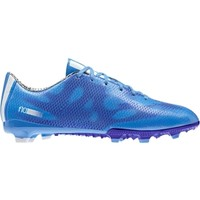 adidas Women's F10 FG Soccer Cleats - Blue/White | DICK'S Sporting Goods