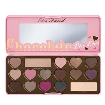 Heart 6-color Eye Shadow [9143590084]