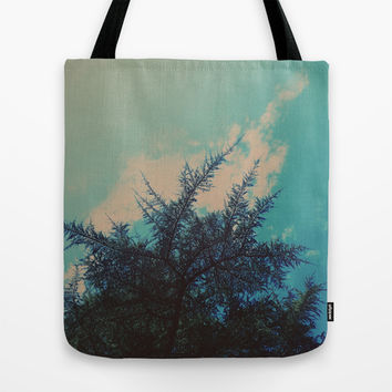 Go With The Flow Tote Bag by DuckyB (Brandi)
