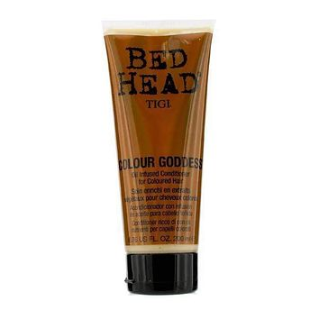 Bed Head Colour Goddess Oil Infused Conditioner (For Coloured Hair) - 200ml-6.76oz