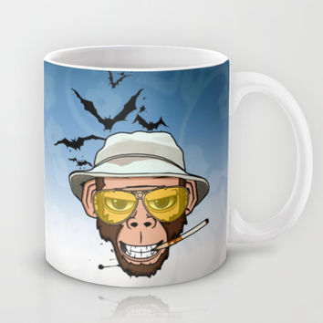 Monkey Business in Las Vegas Mug by Nicklas Gustafsson