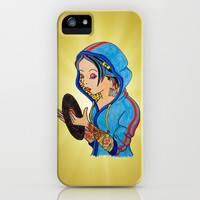 More Fair than Thee iPhone & iPod Case by Kristyn Kubiak
