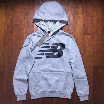 New Balance/NB Women Fashion Hooded Top Sweater Pullover Sweatshirt Hoodie1