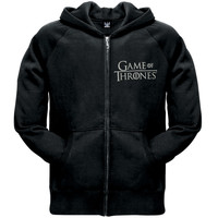 Game of Thrones - Winter Is Coming Zip Hoodie