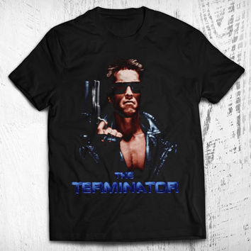 The Terminator Men's Video Game T-shirt