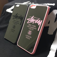 Stussy Popular Mirror iPhone 6 6s 6Plus 6sPlus 7 7 Plus Phone Cover Case