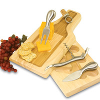 Personalized Cheese Board Serving Set