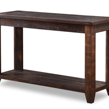 Shadow Hills Console Table ANTIQUE FINISH