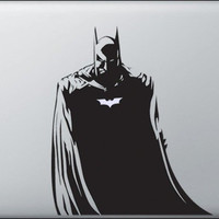 Batman mac sticker mac decal macbook sticker macbook decal macbook pro sticker macbook pro decal