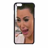 Kim Kardashian Cry Ugly Face iPhone 6 Case