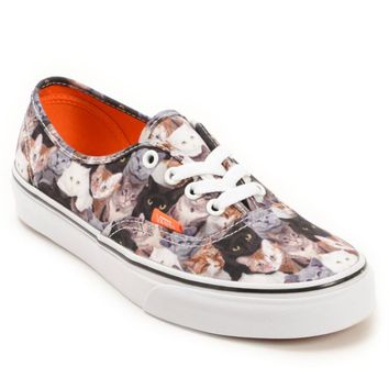Vans x ASPCA Authentic Cats