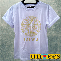 Low Price Women's Adult T-Shirt - Big Sean IDFWU Medusa Logo design