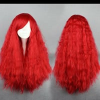 FLUFF WIG! Gorgeous,full,soft and very long! Choose your color including ombre!
