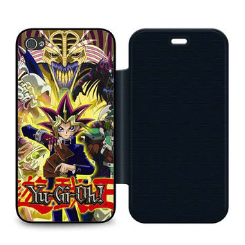 Yu Gi Oh Cover Flip iPhone 4 | 4S Case