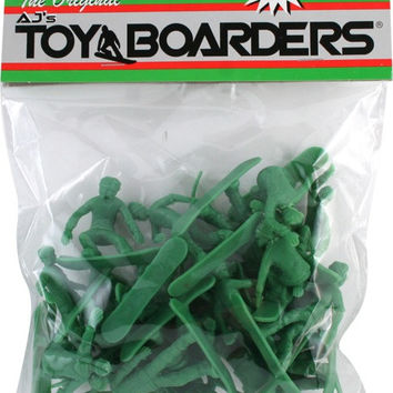 Toy Boarders Series I 24 Piece (Snow) Figures
