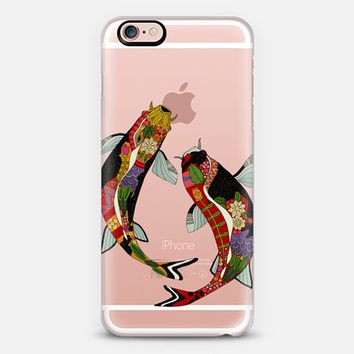 koi transparent iPhone 6s case by Sharon Turner   Casetify