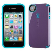 Speck Candy Shell Cell Phone Case for iPhone®4/4S - Multicolored