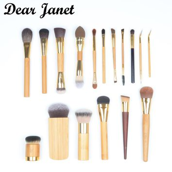 1pc Brand Soft Make up brushes Foundation eye liner Powder makeup brush liner blending contour Professional High quality