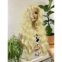 Blond lace front wig - Bella Loves Me