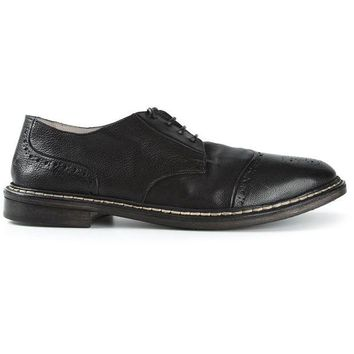 ONETOW Marsèll brogue detailing lace-up shoes