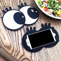 Googly 3D Big Eyes iPhone Case 6 6S 7 Plus