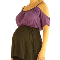 Cheap Maternity Clothes-Peek-A-Boo I See You | Mommylicious Maternity