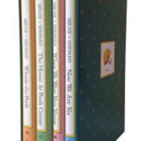 Pooh Library original 4-volume set