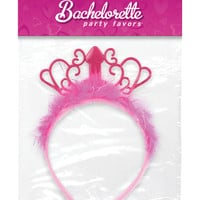 Bachelorette Party Favors Pecker Tiara