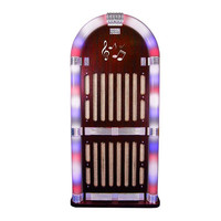 Craig Jukebox Speaker System with Color Changing Lights and Bluetooth Wireless Technology
