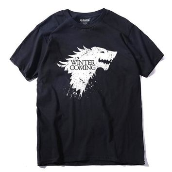 Game of Thrones Short Sleeve Cotton Soft T-Shirt