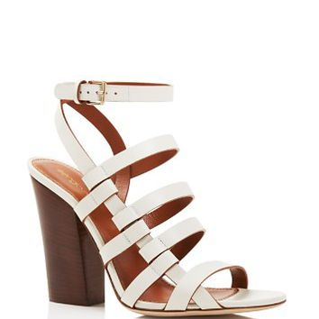 Sergio RossiCapri Cage High Heel Sandals