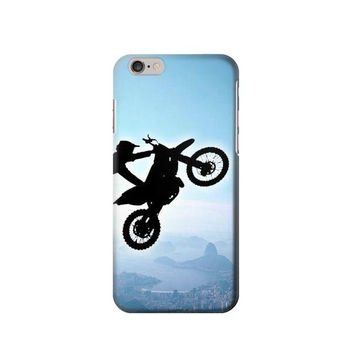 P7272 Extreme Motocross Phone Case For IPHONE 6 PLUS
